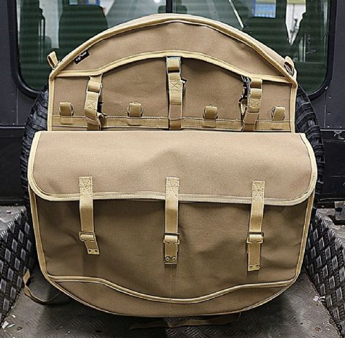 Canvas Wheel Cover Storage  Bag